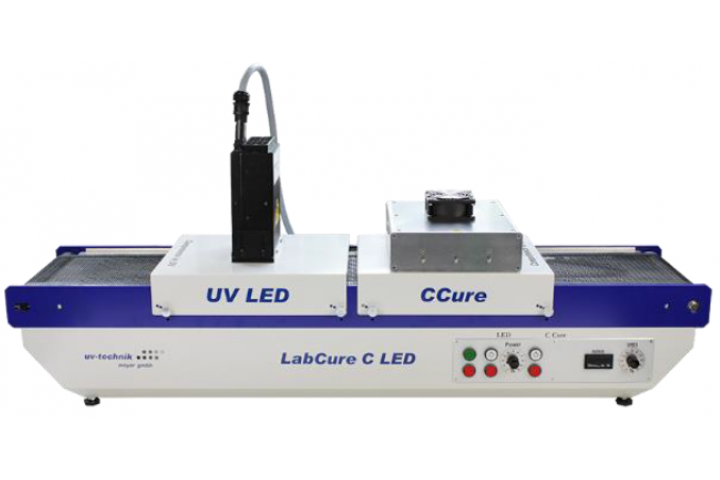 CureLab UV Dryer Conveyor