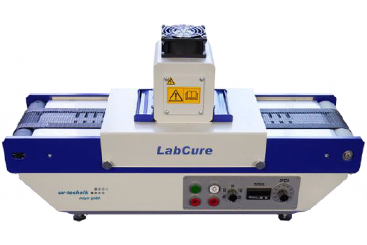 UV LabCure Conveyor Dryer
