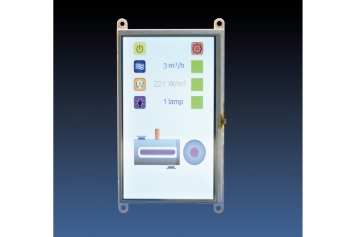 UV Touch Control System Controller